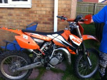 KTM 85cc 2005 Stolen in chingford