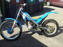 gas gas jtr  1996 Stolen in stevenage