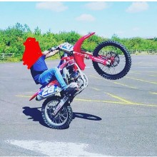 Honda CRF250 2010 Stolen in Kempston