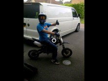 Pitbike Pitbike Unknown Stolen in Loughborough
