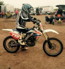 Honda Crf250 2004/2005 Stolen in Redditch