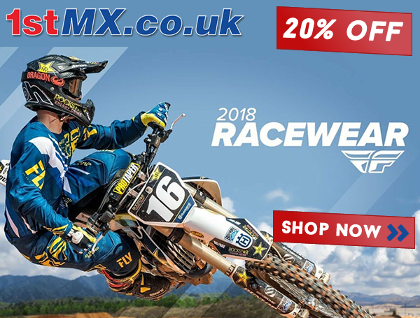 1st MX Fly 20% Discount