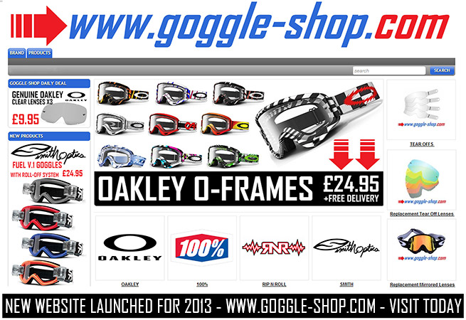 Goggle Shop