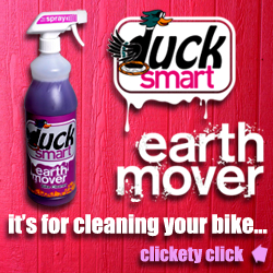 Duck Smart Bike Cleaner, click here to visit