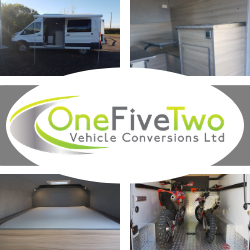 One Five Two Vehicle Conversions Ltd, click here to visit