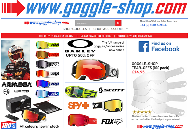 Goggle Shop