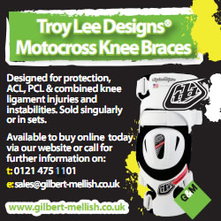Troy Lee Braces - Gilbert Mellish, click here to visit