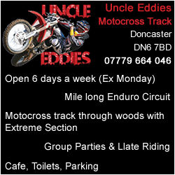 Uncle Eddies Motocross Track, click here to visit