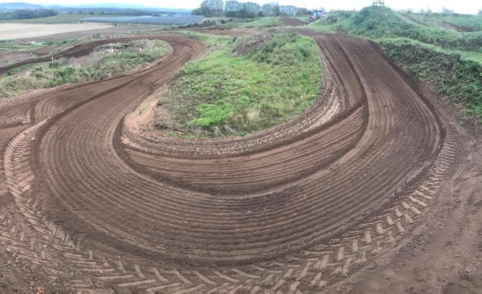Coupar Angus Motocross Track photo