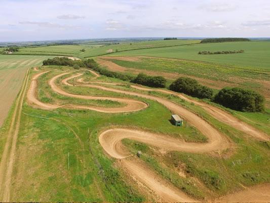 Wyham motocross track