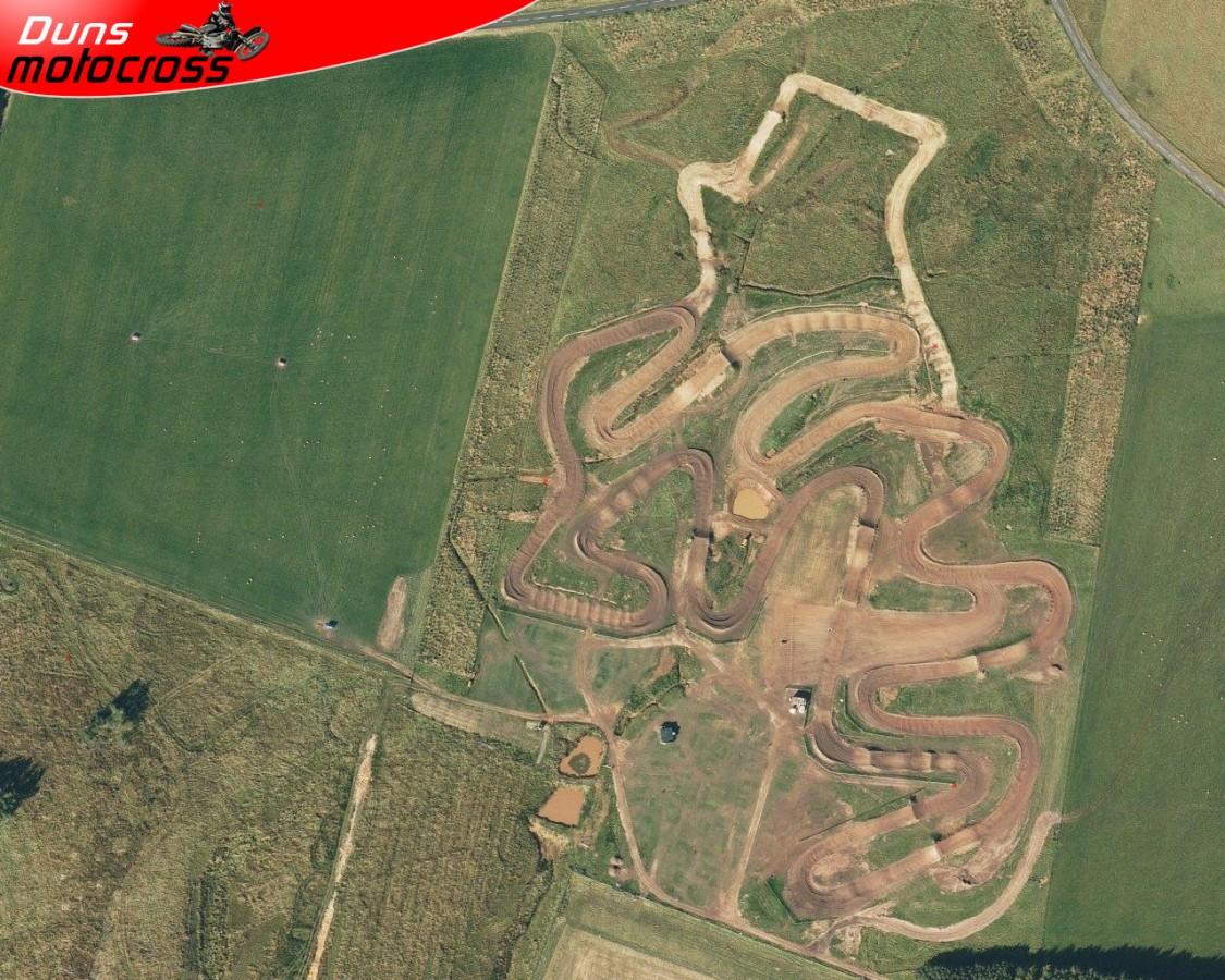 Motocross Track Duns Mx Track Langtonlees Farm