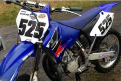 Yamaha yz 250 2006 Stolen in Llanelli South Wales