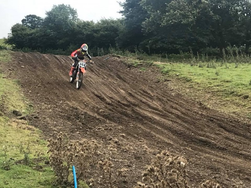 Castle Caereinion Motocross Track photo